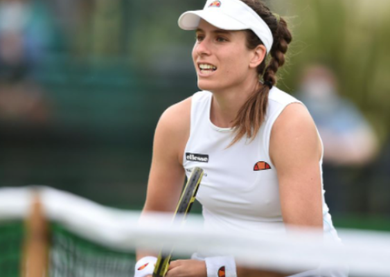 Konta Withdrawal from the Olympic tennis tournament