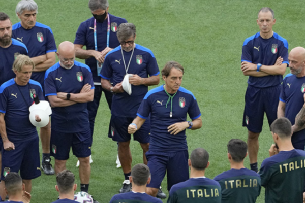 Revealing the best of the Italy team